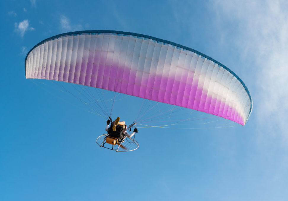 What Is Paramotoring, and How Safe is It?